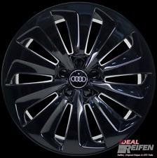 4 Originale Audi A8 4H 19 Cerchi in Lega 4H0601025AK A5 S5 8T B8 F5 B9 Cerchioni