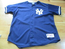 Vintage Majestic DAVID JUSTICE No. 28 NEW YORK YANKEES (XL) Jersey