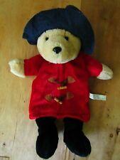 """Paddington Bear Fashy 90's Hot Bottle Holder Plush Toy 18"""""""