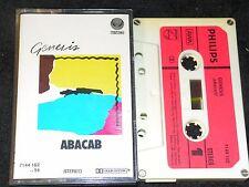 GENESIS Abacab / DDR MC 1981 AWA INTERSHOP VERTIGO PHILIPS 7144162