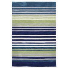 Unbranded Striped Modern Shag Rugs