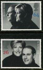 GREAT BRITAIN - 1999 'ROYAL WEDDING' Pair MNH SG2096-2097 [B2684]