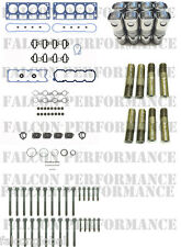 Chevy/GMC 5.3/5.3L FEL-PRO Head Gasket Set+Bolts+AFM DOD Lifters Kit 05-09