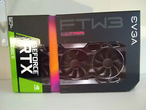 EVGA GeForce RTX 2080 Ti FTW3 ULTRA GAMING Video Card 11G-P4-2487-KR  *BARGAIN!*