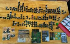 HorrorClix HUGE COLLECTION Base, Freakshow, Lab with Cards, Tokens, Maps + MORE