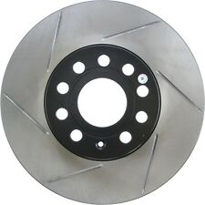 StopTech Disc Brake Rotor Slotted Front Left for Audi / Mercedes-Benz / VW