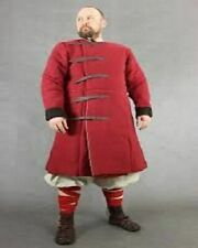 Medieval-Handmade-Large-C otton-Gambeson-Full-Sleeve -High-Quality-product