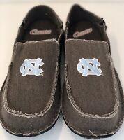 Campus Cruzers North Carolina Tarheels Men's Loafer Size 13, Grey