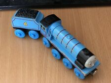 Authentic Learning Curve Wooden Thomas Train Talking Gordon & Tender!