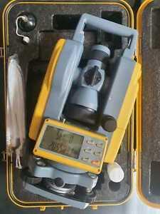 Spectra Precision DET-2 Construction Theodolite