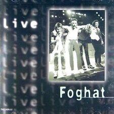 NEW Foghat: Live (Audio CD)