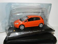 FIAT grande punto natural power 2008 FIAT STORY  MINT 1/43