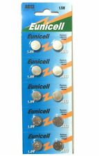 10 x AG13 LR44 G13-A D303 L1154 L1154F Alkaline Button Cell Battery - Pack of 10
