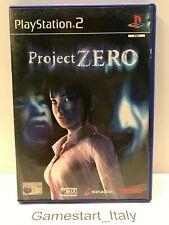 PROJECT ZERO - PS2 - GIOCO USATO PERFETTAMENTE FUNZIONANTE PAL
