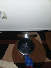 stainless steel small trash can