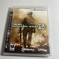Call of Duty: Modern Warfare 2 Ps3 PlayStation 3 Complete Video Game Free Ship