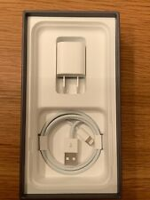 Genuine Original New  Apple USB Charger Cable for iPhone X,8,7,6s/Plus.