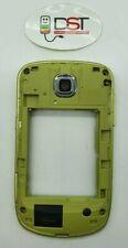 MIDDLE Cover Samsung Galaxy Mini GT-S5570 Verde Usata Originale