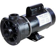 """2 HP 230V 2-Speed Waterway Spa Pump 1 1/2"""" Center Discharge ~NEW~"""
