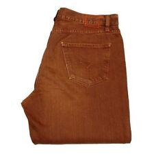 Ropa de hombre marrón HUGO BOSS 100% algodón