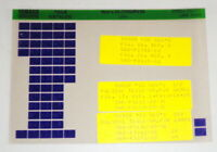 Microfiche Parts Catalogue/Spare Catalog Yamaha Neo's 50 YN 50 R Stand 1/00