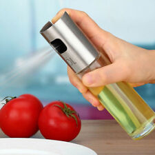 Kitchen Olive Oil Sprayer Dispenser For BBQ/Cooking/Vinegar Glass Bottle NEW USA