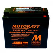 Motobatt Battery MBTX20UHD Suit Harley Davidson Most All Models