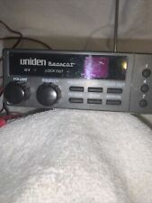 UNIDEN Bearcat BC560XLT, 16 CH ANALOG Scanner, Minimally Tested