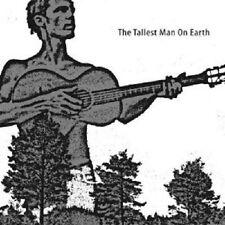 THE TALLEST MAN ON EARTH EP  CD ALTERNATIVE ROCK SINGER SONGWRITER POP NEU