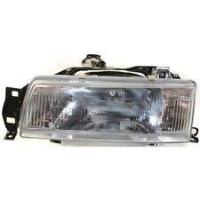 For Corolla 88-92, Driver Side Headlight, Clear Lens