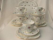 Vintage Royal Grafton Bone China Tea Set Duo X 1 ~ A.B. Jones ~ Pattern '6416'