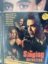 The Singing Detective DVD 2008 Robert Downey Jr. Robin Wright Mel Gibson Drama