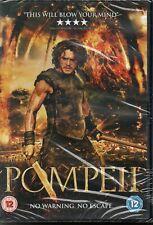 POMPEII - Kit Harington, Carrie-Anne Moss - DVD *NEW & SEALED*