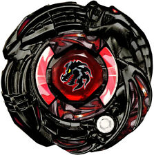 BLACK ONYX Dark Knight Dragooon / Ronin Dragoon Zero-G Shogun Steel Beyblade