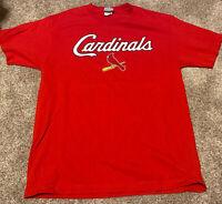 St. Louis Cardinals Large Men's T-Shirt