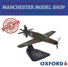 Oxford Diecast AC048 1:72 Dornier Do 335 Pfeil Smithsonian Museum NEW CLEARANCE