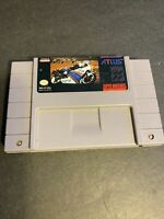 GP-1 Part II Super Nintendo SNES VIDEO GAME CART AUTHENTIC TESTED ATLUS Z2