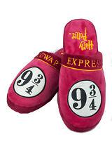 OFFICIAL HARRY POTTER HOGWARTS EXPRESS mula zapatillas de felpa de la alta calidad 8-10
