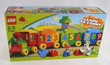 Lego® Duplo 10558 Zahlenzug Neuware / New / Sealed