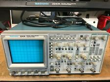 """Tektronix 2247A Oscilloscope -working but sold """"as is"""""""