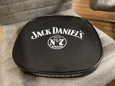 Jack Daniels Tablett Serviertablett schwarz gummiert 32,5cm Guter Zustand!