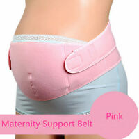 Adjust Pregnancy Maternity Support Belt back&bump Warmer Belly Band Baby