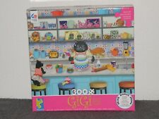 "Ceaco 300 Pc Puzzle Gigi the Cat ""Cooking"""