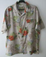 "Vintage Islander Hawaiian Tropical Shirt 48""-122cm L (799H)"