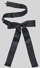Kentucky Gambler Western Cowboy Tie Black Colonel Sanders Bow Tie KFC