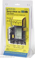 Blue Sea 7725 Safetyhub 100 Fuse Block Holder 7 circuit Blade MIDI Blade Marine