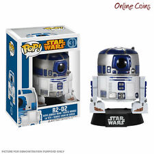 STAR WARS - R2-D2- FUNKO POP VINYL FIGURE - NEW IN BOX!