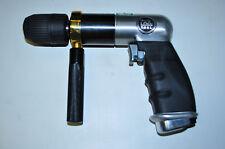 """Car Tool Pneumatic (EARS-4402AC) 1/2"""" Reversible Keyless Air Drill 400RPM Vacula"""