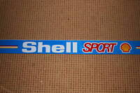SHELL SPORT SUN STRIP FORD  ESCORT mk1 mk2 1600 SPORT RS MEXICO RETRO RALLY