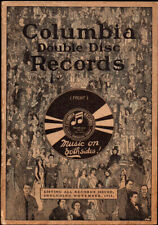 Columbia Gramaphone Company / Complete Catalog of Columbia Double-Disc Records